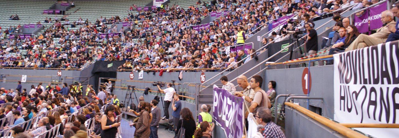 Vistalegre - Podemos