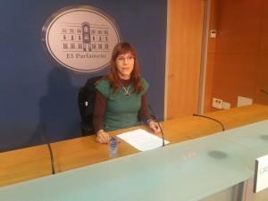Laura Camargo, sobre la moció que presenta Podem per a suprimir la Facultat de Medicina