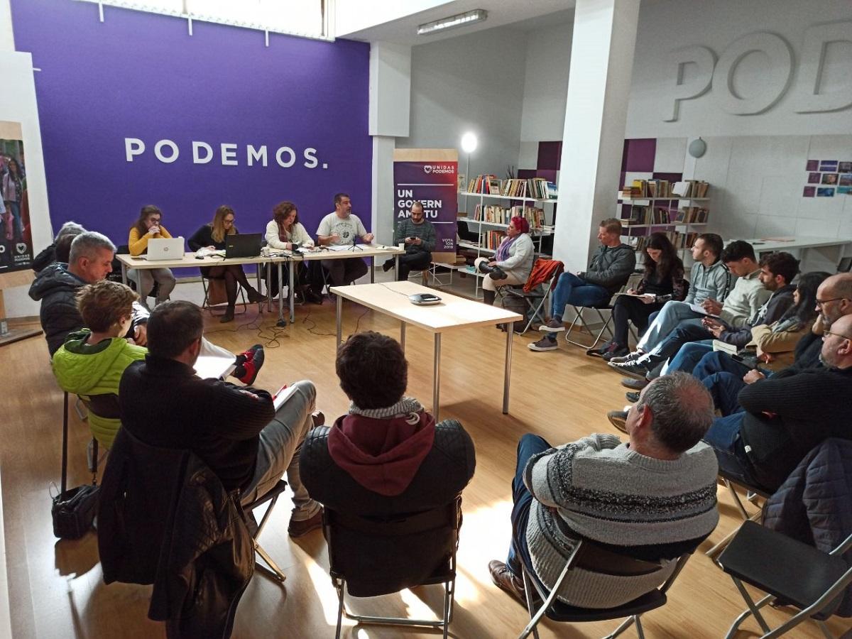 Podemos Baleares quiere llevar al Tribunal Europeo los crímenes relacionados con la Guerra Civil y la dictadura