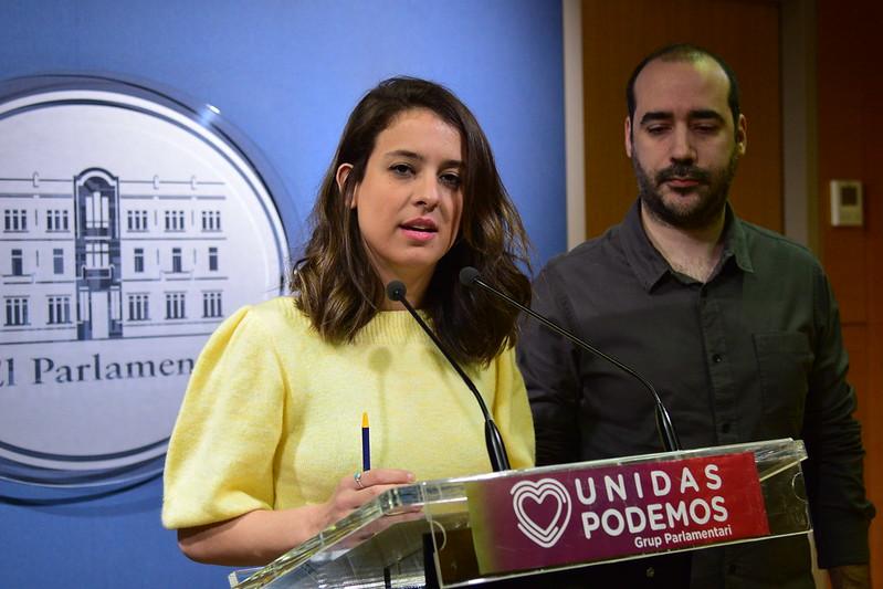 Unidas Podemos pide actualizar las competencias del personal sanitario y que se les proteja ante la violencia que sufren